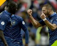 Les chances de l'équipe de France