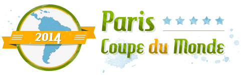 Paris Coupe du Monde 2014